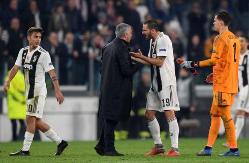 Mourinho: Jeg blev svinet til i 90 minutter
