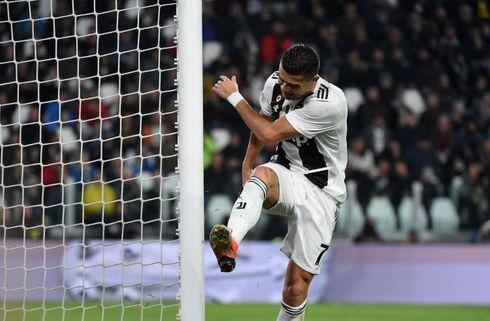 Ronaldo: United gjorde intet for at vinde