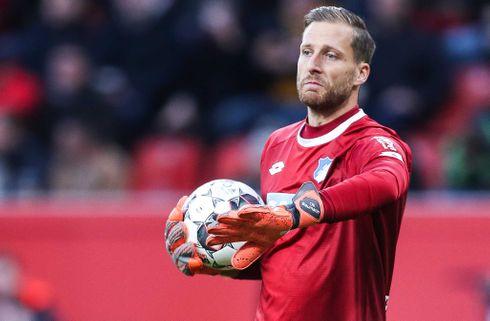 Hoffenheim-keeper: Vi var bedre med ti mand