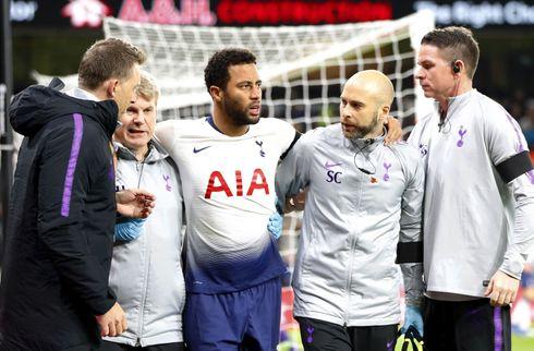 Tottenhams Dembele er ude resten af året