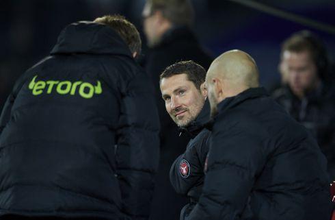 Brian Priske forlænger med FC Midtjylland