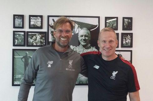 Dansk indkasttræner har forlænget i Liverpool