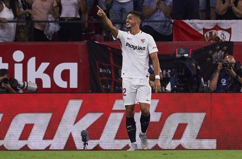 Milan-angriber tager afsked med Sevilla