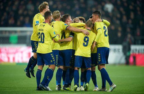 Brøndby brager ind i AaB i pokal-semifinalen