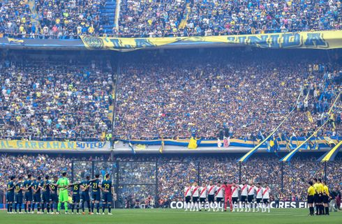 Appel afvist: Copa Libertadores-finale spilles