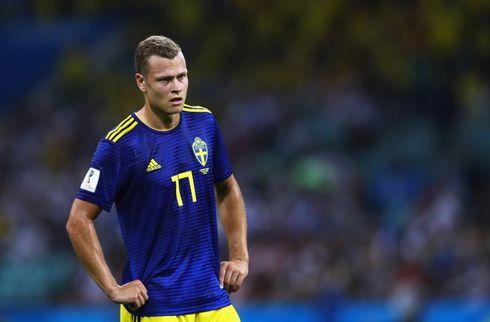 Svensk landsholdsprofil ude resten af året