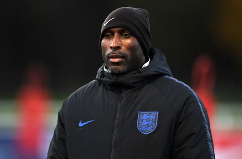 Sol Campbell forlader League 2-klub