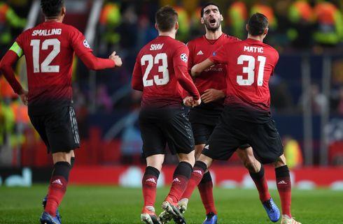 Fellaini afviste PSG for United sidste sommer