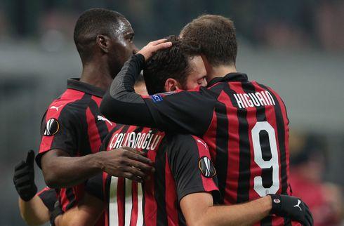 AC Milan gør brasilianer til sjette indkøb