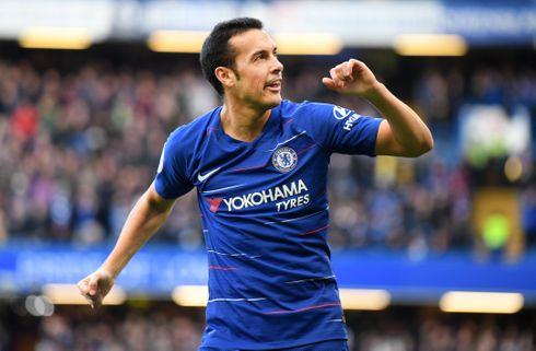 Pedros lynkasse grundlagde Chelsea-triumf