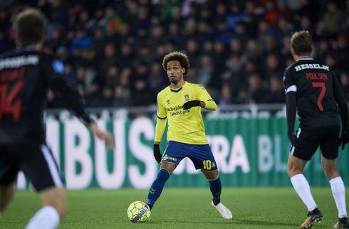 Medie: Belgiske storklubber vil have Mukhtar