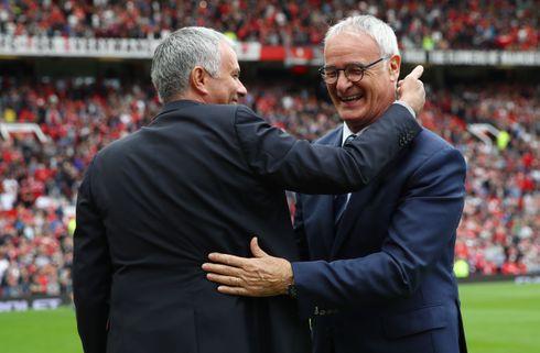 Lovprisende Ranieri: Mourinho er fantastisk