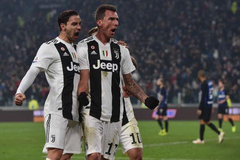 Mandzukic stangede Juventus til derbysejr
