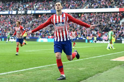 Kalinic-mavemål i vigtig Atletico-sejr