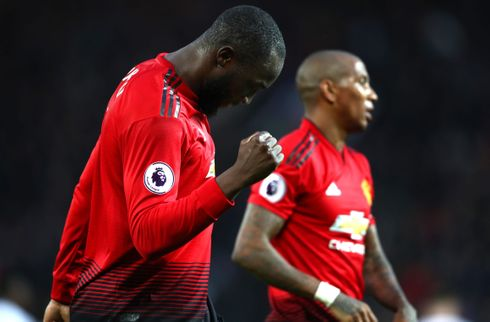 Lukaku brød måltørke i stor United-sejr
