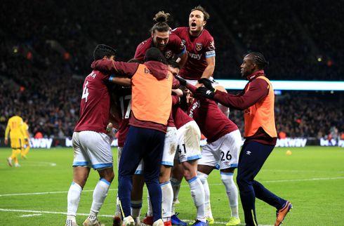 Flotte mål skaffede ny West Ham-sejr