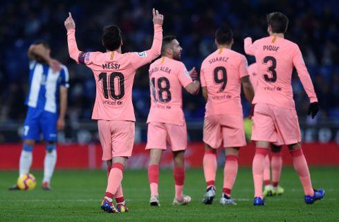 Alba efter Messi-show: Ballon d'Or lyver
