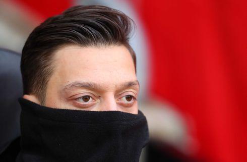 Özil og Ramsey ude af Europa League-opgør
