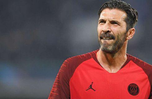 Buffon: Ville kun til PSG, Real eller Barca