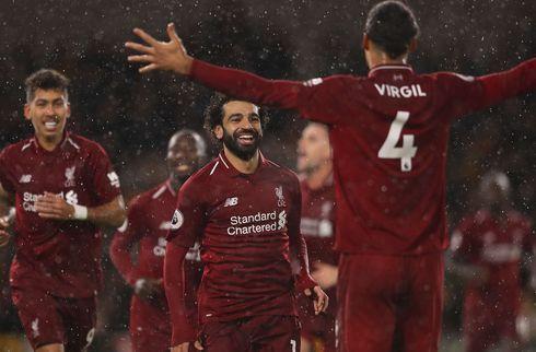 Liverpool jagter vigtige point i topstriden