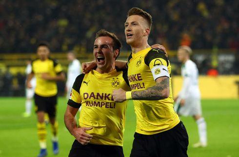 Dortmund-anfører bliver ikke klar til Spurs