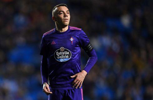 Vigtig Celta-stjerne scorer La Liga-pris
