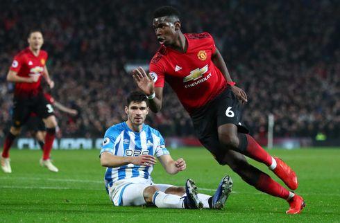 Pogba: Passede ikke til Mourinhos taktik