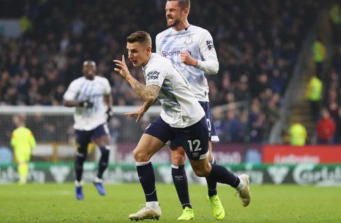 Back og dynamo deler årets spiller i Everton