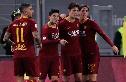 Roma aflyser træningslejr efter Milan-rygter