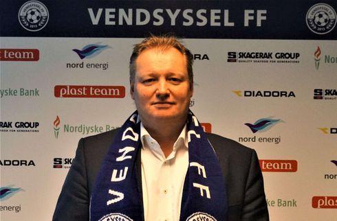 Ole Nielsen glæder sig over vellykket vindue