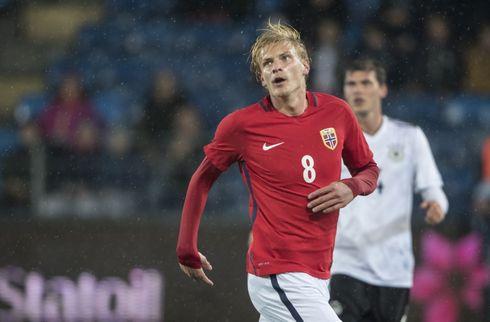 Sampdoria henter norsk offensivspiller
