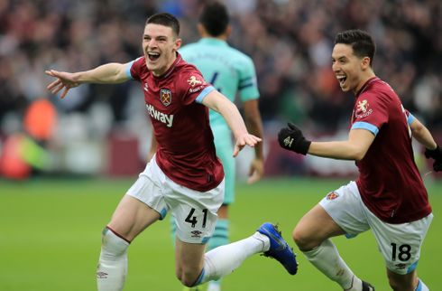 West Ham-profil dropper Irland for England
