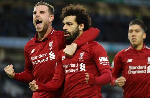 Målmager Salah viste på ny vejen for Liverpool