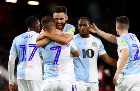 Blackburn satte Millwall på plads til allersidst