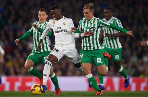 Real sejlede videre i 12. La Liga-nederlag