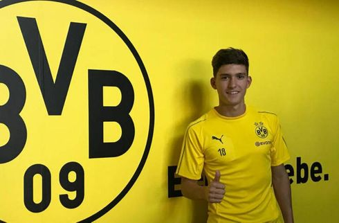 Dortmund snupper argentinsk talent