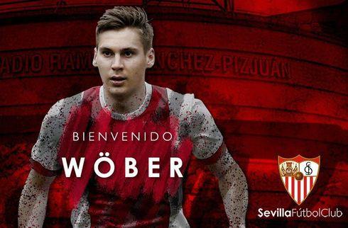 Sevilla sælger Kjær-konkurrent efter halvt år