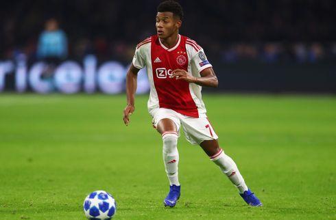 Brasiliansk profil sværger troskab til Ajax