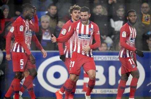 Atletico-forsvarer er tvivlsom til Juve-brag