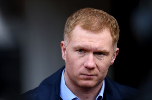 FA straffer Paul Scholes for betting
