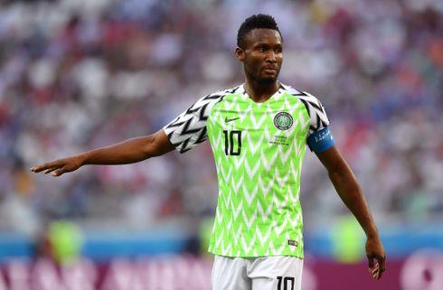 Nigeria-boss håber på Obi Mikel til AFCON