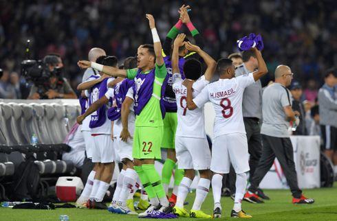 Qatar tager voldsomt spring på FIFA-ranglisten