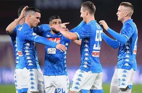 Salzburg-chef: Napoli er det bedste hold i EL