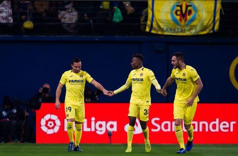 Villarreal gjorde arbejdet færdigt mod Zenit
