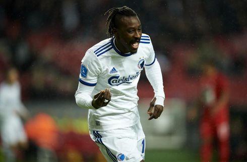 N'Doye snupper fornem Superliga-rekord