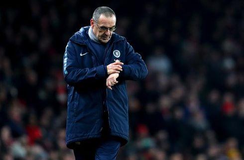 Chelsea-boss: Sarri havde et stærkt ønske