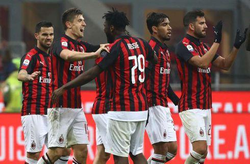 Milan fandt melodien mod Cagliari