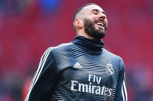 Perez: Benzema er verdens bedste angriber