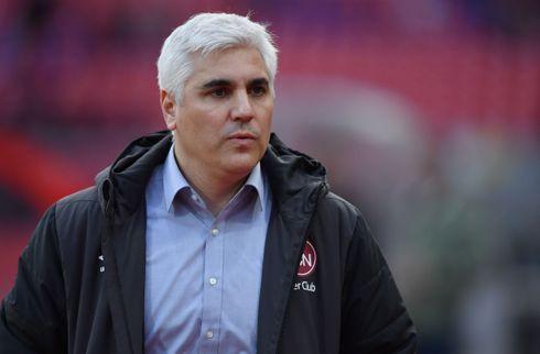 Nürnberg giver sportsdirektøren sparket
