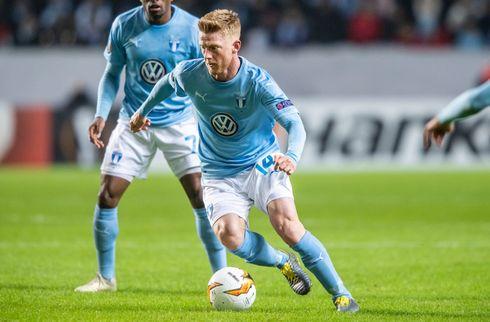 Danskerscoringer sikrede solid Malmö-sejr